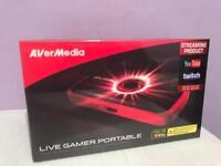 AVerMedia Live Gamer Portable C875 - video capture adapter - USB 2.0