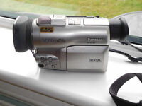 Panasonic DX110 Digital Video Camera