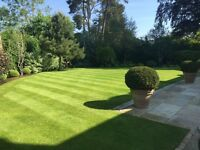 Gardeners /Garden Maintenance Staff - Min 2 years Experience - based in Kent / SE London Borders