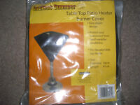 table top patio heater cover