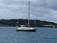 Westerly Centaur Boat sailing yacht
