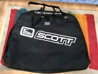 Scott bike airline bag