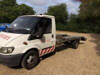 Ford transit recovery truck 16ft body good money earner £2750