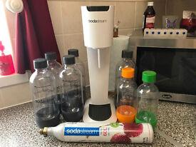 £20 Complete Soda Stream Setup Incl. Gas Bottle
