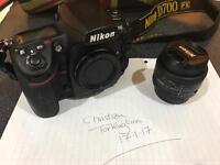 Nikon D700 + 50mm 1.8 prime lens