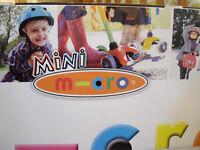 Mini micro scooter (neo orange)