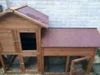 Guinea pig cage 2 floor