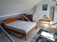 Large converted loaf double room