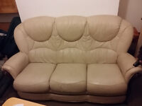 used leather couch in bangor