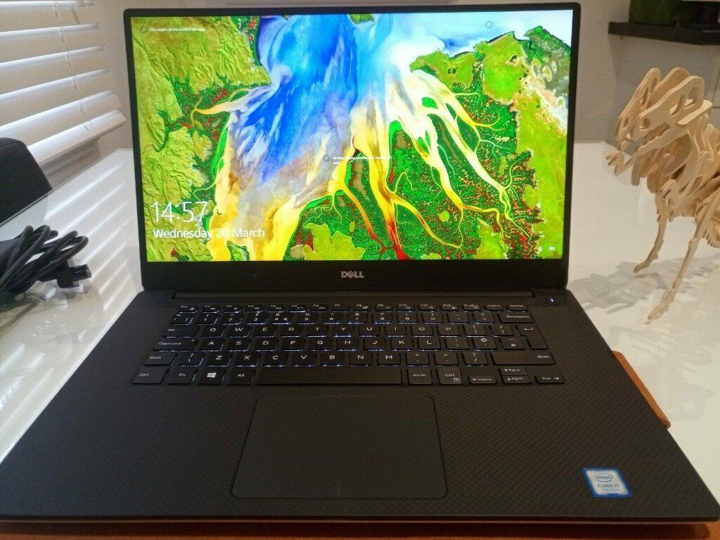 DELL XPS 15 9560 Laptop top of the range gaming also Super Thin sleek | in  Inverkip, Inverclyde | Gumtree