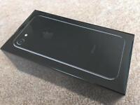 iPhone 7 - 128gb - factory sealed - unlocked - black