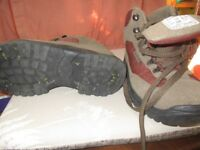 Ladies Size 5 Walking Boots - 'Hawkshead' Brand