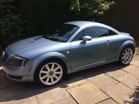 Audi TT 1788 sport coupe in brilliant condition good reason for sale