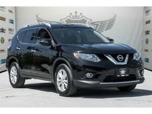 2014 Nissan Rogue SV AWD BACKUP CAMERA PANOROOF BLUETOOTH ALLOYS