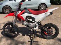 Cw 140 pit bike