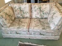 2 Seater and 3 Seater Sofas. Great condition. £150 for quick sale!