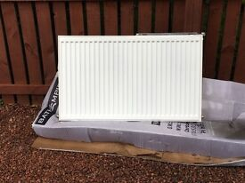 1000x600 K2 RADIATOR,DOUBLE CONVECTORS,2YEARS OLD,ALWAYS HAD INHIBITOR IN SYSTEM.