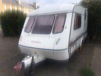 Caravan Elddis Mistral GTX