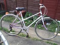 raleigh candice bike