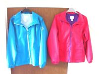 Coats (summer raincoat) - pink or blue