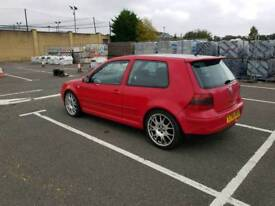 Fore sale Golf 2 litre gti