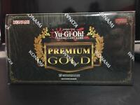 YuGiOh Premium Gold [x5 mini boxes] [SEALED]