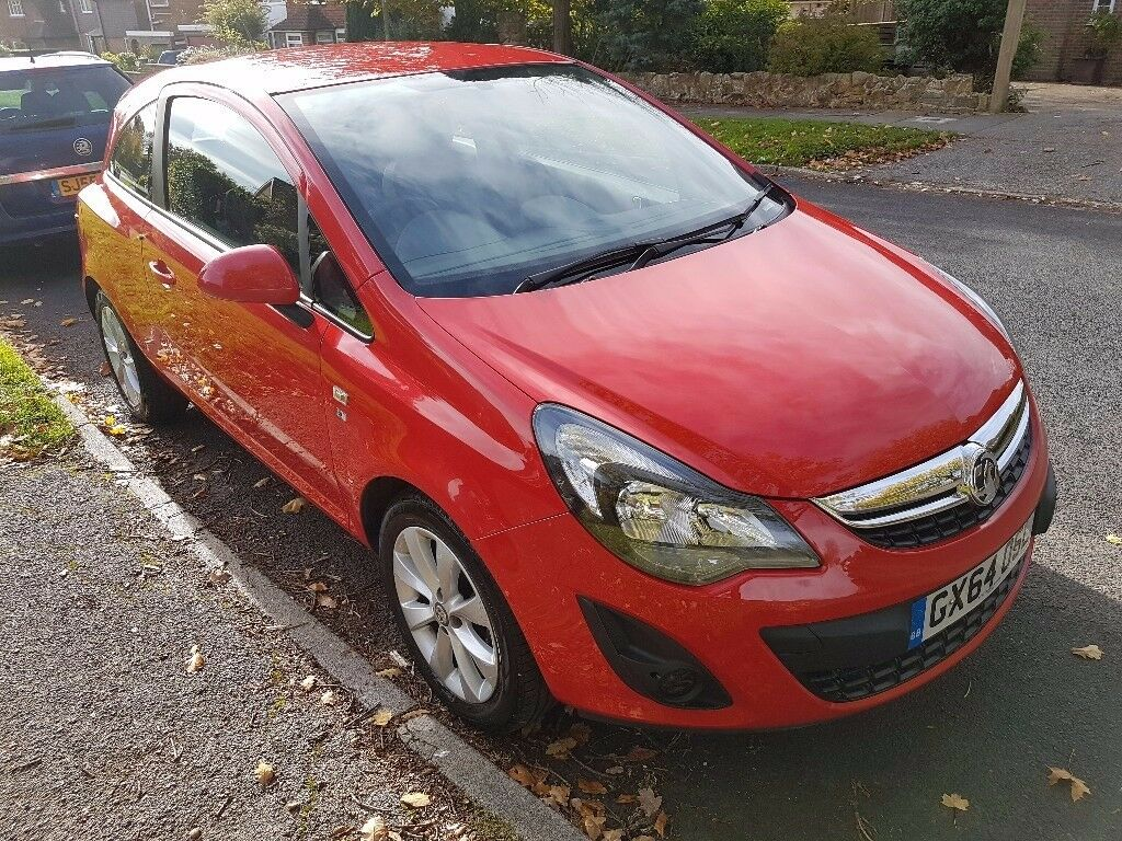 2014 Vauxhall Corsa ecoFlex 1.0L Excite 2 owners 15800 miles MOT-Oct18 £30 Tax Group1 insurance