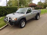 Nissan Navara D22 4x4 only 37,000 miles, immaculate condition