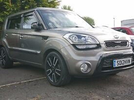 Kia Soul Quantum, one owner from new, full kia service history with receipt, some extras