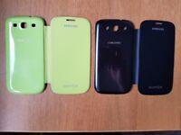 Genuine Samsung S3 Flip Cover