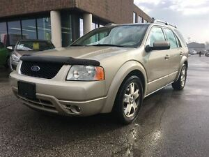 2005 Ford Freestyle LIMITED AWD WITH LEATHER & SUNROOF Oakville / Halton Region Toronto (GTA) image 2