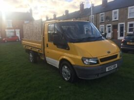 2001 ford transit 2.4 Dropside £800