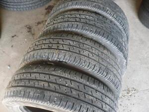 four 185-65-15 tires $100.00