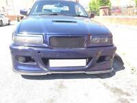 E46 M3 bumper for e36