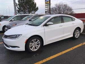 2015 Chrysler 200 LIMITED/DRIVE AWAY $59 WEEKLY!