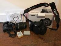 Canon 700D camera kit with EF-S 18-55 lens