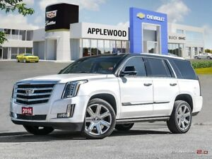 2016 Cadillac Escalade Premium Collection