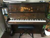George Russell Piano + Piano stool