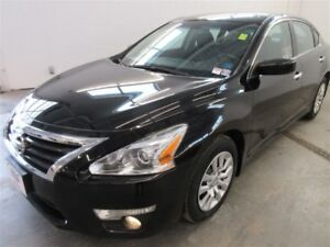 2015 Nissan Altima S! EXT WARRANTY! BACK-UP CAM! BLUETOOTH!
