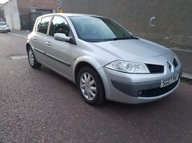 RENAULT MEGANE 1.5 DCi DYNAMIQUE, 2007 07 PLATE, £30 a year tax