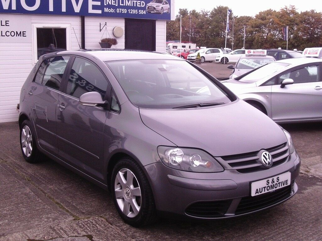 VW GOLF+ SE TDI *1 OWNER* 12 MONTHS M.O.T 6 MONTHS WARRANTY (FINANCE AVAILABLE)
