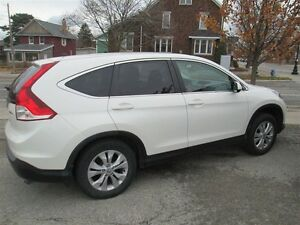 2014 Honda CR-V EX  4x4 Kitchener / Waterloo Kitchener Area image 3
