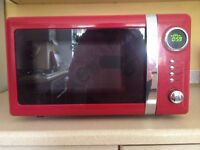 RED MICROWAVE, 20L, 800W