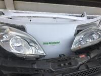 mercedes sprinter headlight