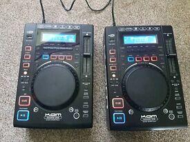 KAM KCD450 USB CDJ MP3 Scratch