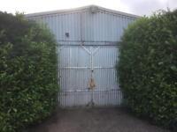 Agricultural / large shed