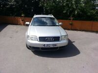 Audi A6 2.0 with LPG