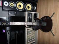 2 les pauls epiphone GT special and washburn les paul