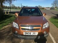 2008 chevrolet captiva 2.0 diesel manual new mot 96 000 miles hpi clear