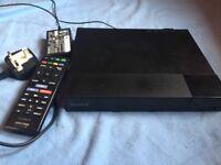 Sony blu ray/dvd player BDP-S1500
